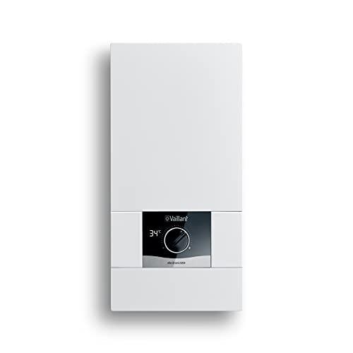 Vaillant 0010023778 VED E 21/8 Elektro-Durchlauferhitzer, W, 400 V, Weiß,...