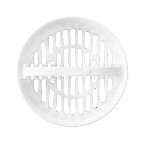 Trapflex Haarsieb/Haarfilter (Kompatibel mit Viega Tempoplex Ablaufgarnitur...