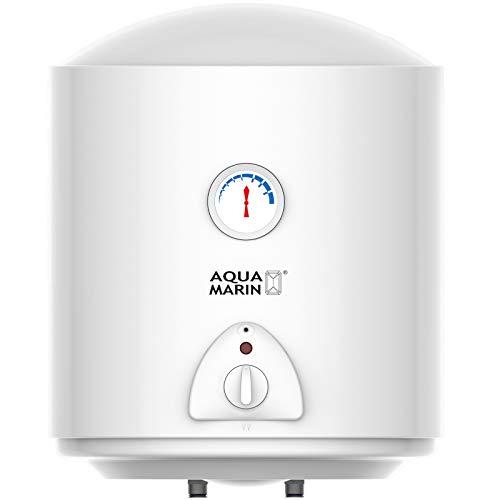 Aquamarin® Elektro Warmwasserspeicher - Größenwahl 30,50,80,100 Liter,...