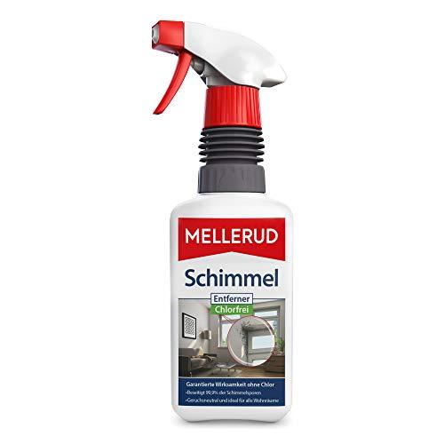 Mellerud Schimmel Entferner Chlorfrei – Geruchsneutraler Aktivschaum...