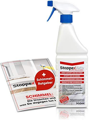 Stoppex® Aktiv-Professioneller Schimmelentferner gegen Schimmel für Wand,...